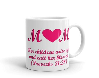 Mother's Day MUG... OR Just Because She's MOM