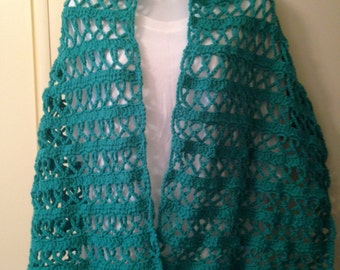 Prayer Shawl for Ovarian Cancer