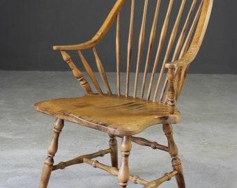 Beech Stick Back Windsor Chair