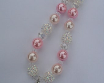 """The """" Little Princess  Inspired  Necklace """" - Toddler, Girls, Birthday, Photo Prop"""