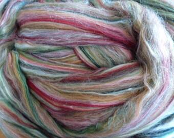 Ashland Bay Merino /Tussah Silk  70/30 Blend Autumn 4 Ounces