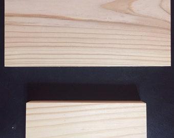 Rectangle Wood Block, rectangle wood Palette, Rectangular Wood Canvas, Wood Burning Blank, painting, wood burning, woodwork