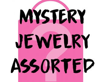 MYSTERY JEWELRY GRAB Bag March 14