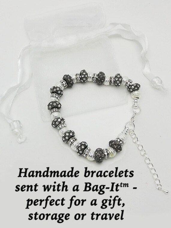Amazing BRACELET with Beautiful Crystals ** FREE Shipping **