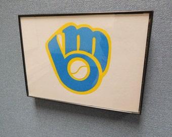 Milwaukee Brewers Wall Art