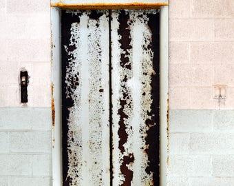 Photograph Print - Abandoned Buildings - Color - Galveston - Texas - Falstaff Brewery - Photography - Art