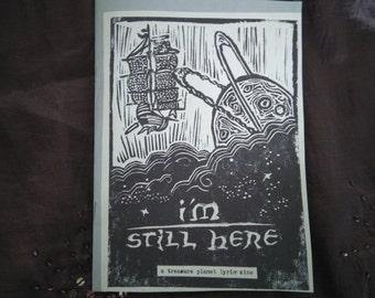 I'm Still Here- Treasure Planet lyric fanzine