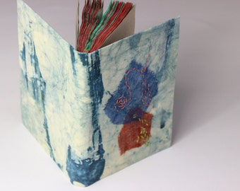 Journal,  diary, notebook, blank book, colorful paper