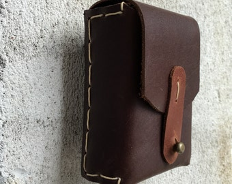 Uno deck leather case