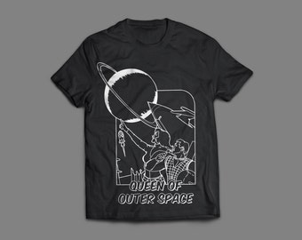 Queen of Outer Space Shirt
