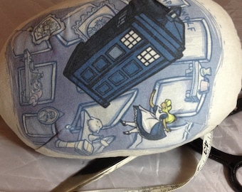 Dr Who Tailors Ham