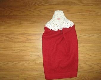 Crochet Topper Towel 2