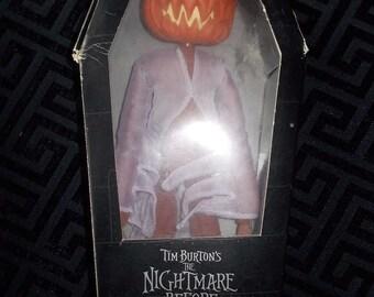 Nightmare Before Christmas Pumpkin King Jack Skellington