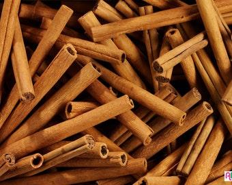 Cinnamon Bark Sticks  3.5 oz  (Cinnamomum Cassia) Indonesia 100g by Chirag