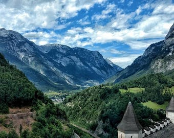 Mountains in Austria