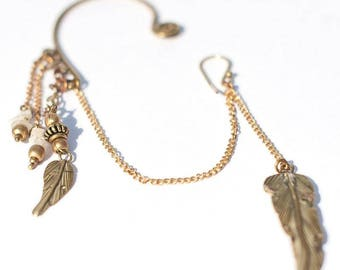 Ear Cuff - Autumn (jb-e-015)