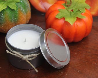Soy Fall Holiday Candles