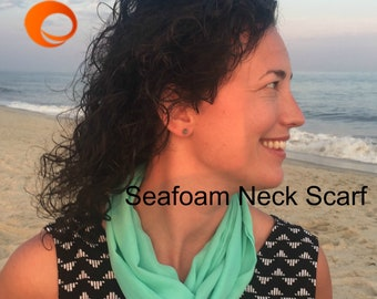 Snappy Scarf Solids - All-in-one headscarf, neck scarf and headband
