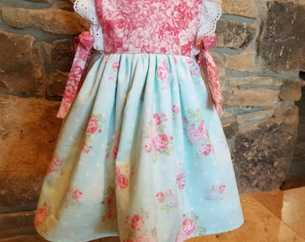 Beautiful flower dress, Spring, Special occasion