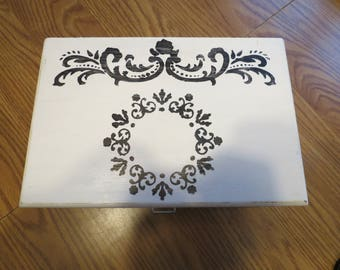 Repurposed Jewelry Box