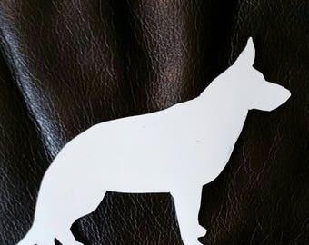 German Shepherd Dog  magnets