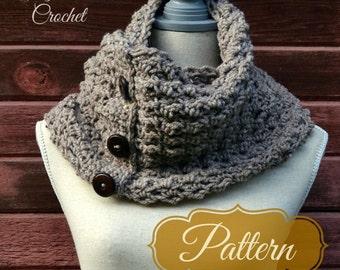 Felicity Infinity Cowl Crochet Pattern
