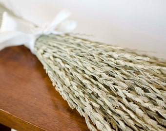Dried arrow grass, dried fan grass, dried grass, grass bunch,green grass ,dried grains, wedding decor, do-it-yourself wedding, oats