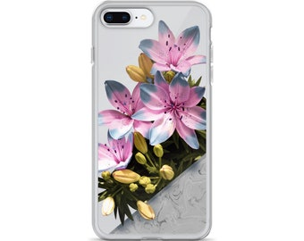 Trance Lilies - iPhone Case