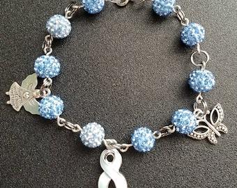 Trisomy 18 Awareness Bracelet