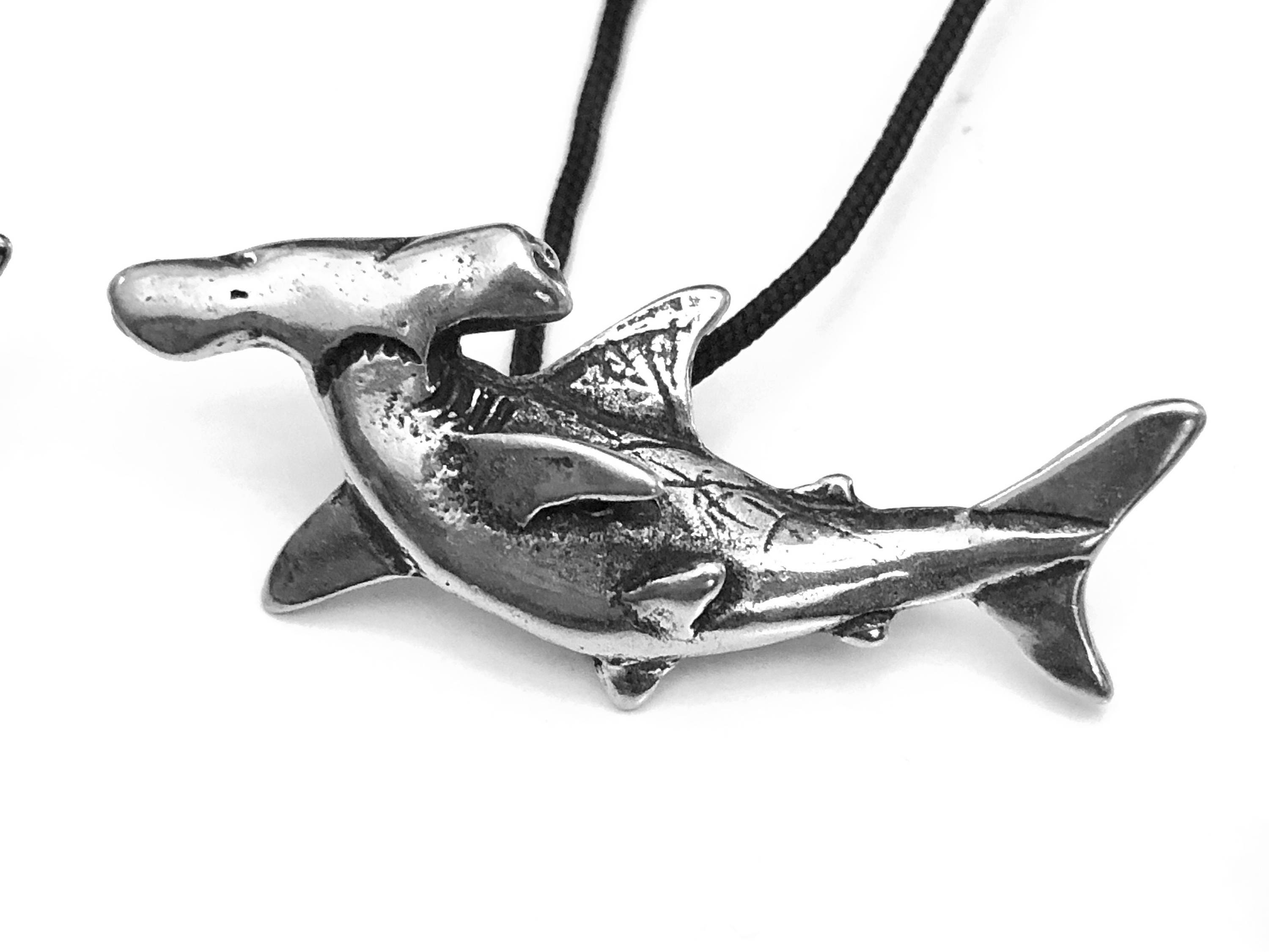 barry lobster hammerhead gallery jewellery necklace shark rogue