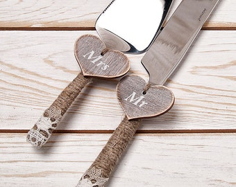 Wedding Cake Servers Amp Knives Etsy Au