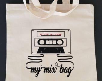 My Mix Bag tote bag