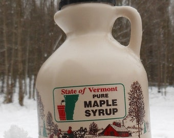 2018 Vermont Maple Syrup-Pint
