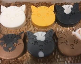 Crazy Cat Lady Soap Pack