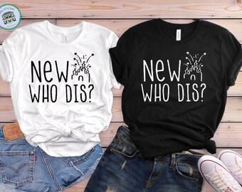 New Castle Who Dis? | Disney Shirts | Disney Shirts for Women | Disney World Shirt | Disney Shirt | Magic Kingdom Shirt | Disney Castle