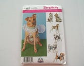 Simplicity Sewing Pattern   NIP Pattern    Dog Clothes in 3 Sizes   DIY Sewing   Half Retail Price Pattern  Sewing Supply