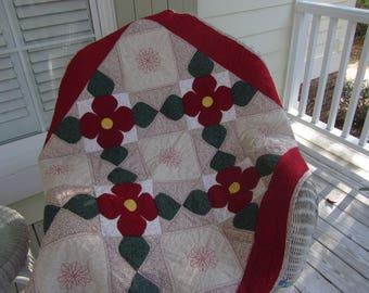 Gorgeous Primrose Quilt