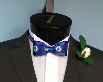 Chelsea Groom's Wedding Bow Tie