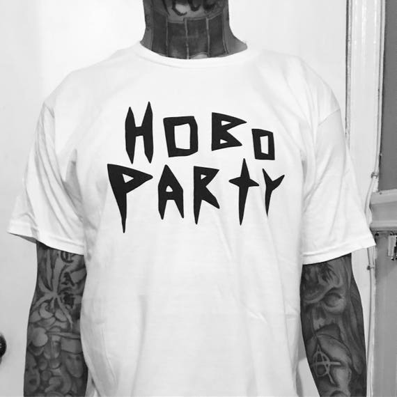 Hobo Party T-Shirt