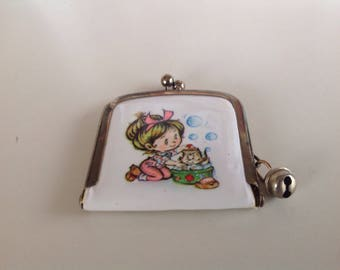 Vintage Child's Change Purse
