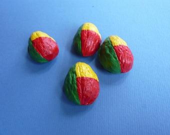 Benin flag-Magnet