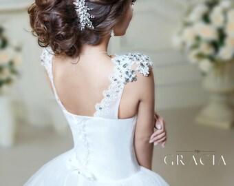 Pearl hair comb Bridal comb Wedding Hair comb Bridal hair jewelry Pearl hair piece Bridal hairpiece Wedding hair clip Bridesmaid hairpiece
