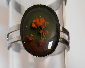 fancy vintage rings