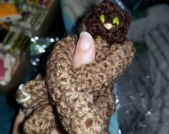 Crochet Baby Sloth