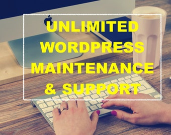 15% OFF SALE: Unlimited Wordpress Website Maintenance, Unlimited Wordpress Website Updates, Unlimited Website & Wordpress Support