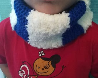 boy or girl unique neck wool very soft 3 to 6 years