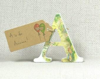 Flopsy Bunny Nursery Letters, Flopsy Bunny, Peter Rabbit, Baby Shower, Flopsy Bunny Nursery, Farrow &Ball, Free Gift Wrapping!