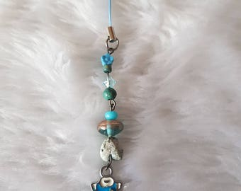 Handmade Gadget Charms - Beaded with Feature Beads or Charms