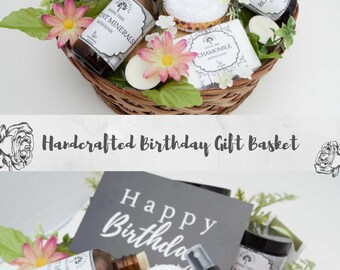 Spa gift set, pregnancy gift, gift for mom, gift for her, baby shower gift, birthday gift basket, sympathy gift, personalized gift basket