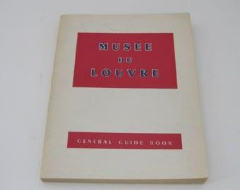 Louvre Guide Book